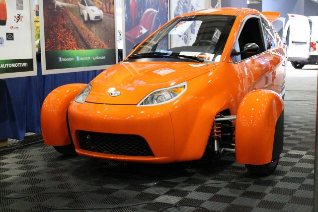 Elio Motors Offers Shares To Public In Crowdfunding
