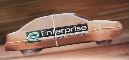 Enterprise Rent-A-Car is the largest and fastest growing privately owned automotive rental and leasing company with over 8, branch offices worldwide.