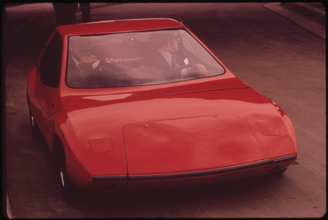 Electric Cars Of The Future As Imagined In The 1970s