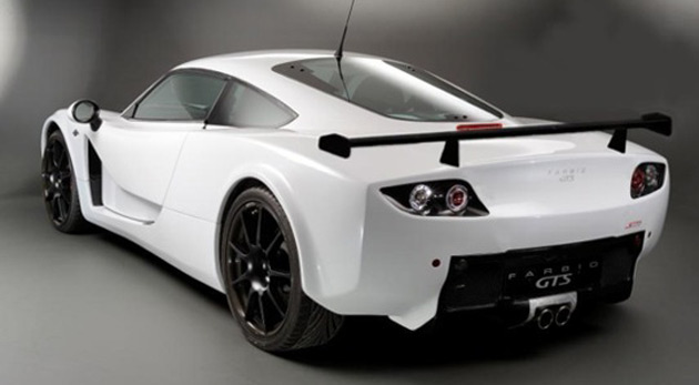 Production of Farbio s new Track Day Car will be limited to just 25