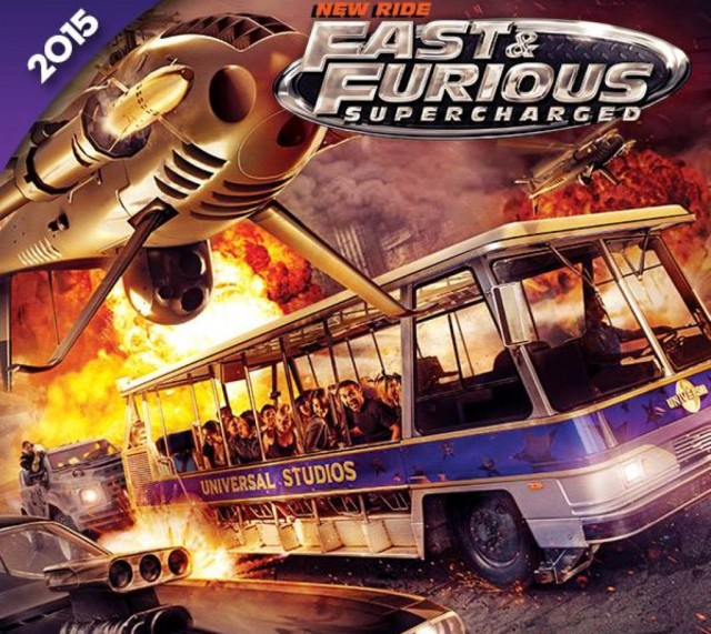 Latest Tesla Software Update >> Fast And Furious Ride Coming To Universal Studios Hollywood