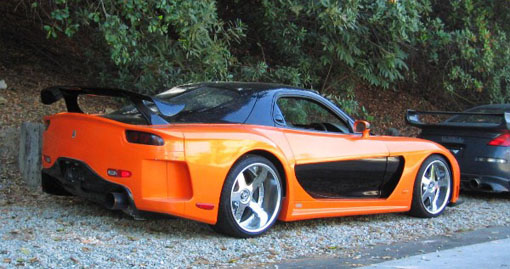 Fast and Furious Tokyo Drift Cars for Sale