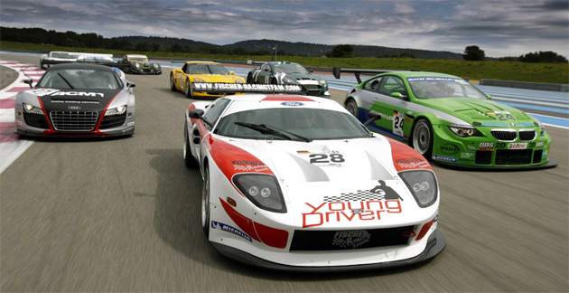Fia Gt Race Cars