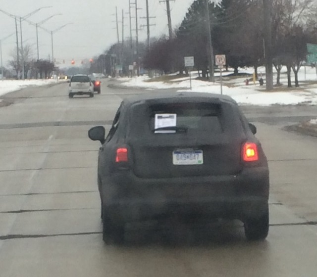 Is The Next Chrysler Compliance Car An Electric Fiat 500X?