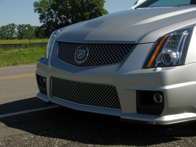 2011 Cadillac CTS-V Wagon Black Diamond Edition #7575001