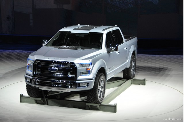 ford f150 from the detroit auto show the next ford f150 img
