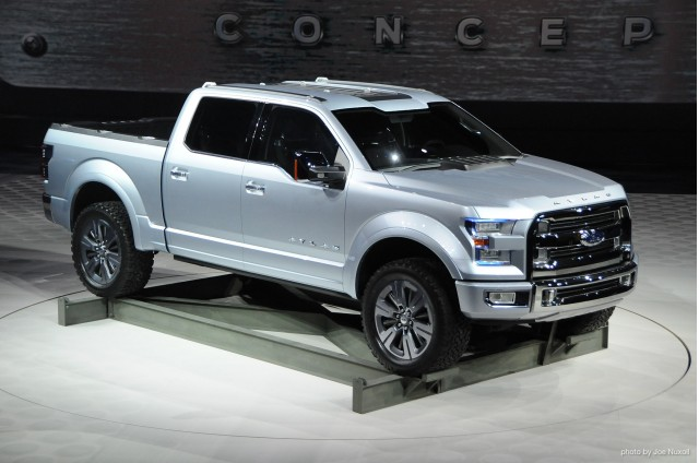 2015 Ford F-150 Concept Truck