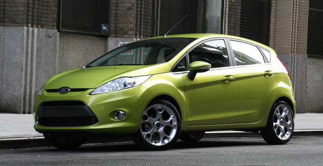 Ford Offers 100 000 Test Drives Of New Fiesta In Lead Up