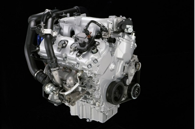 Ford Motor Company S Ecoboost V 6 Engine 3 5 Liters