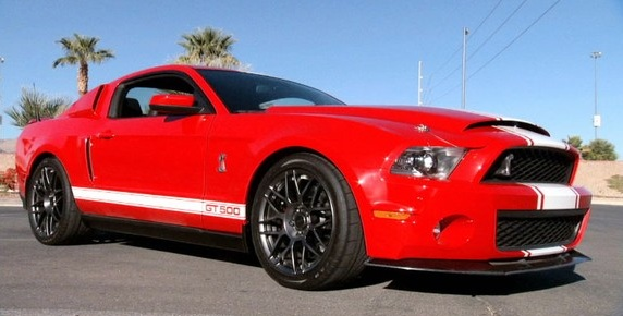 ford racing champions 2011 shelby gt500 special edition. Black Bedroom Furniture Sets. Home Design Ideas
