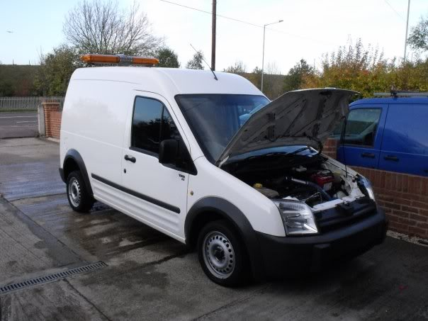 Awesome Or Awful Ford Transit Connect With Focus Rs