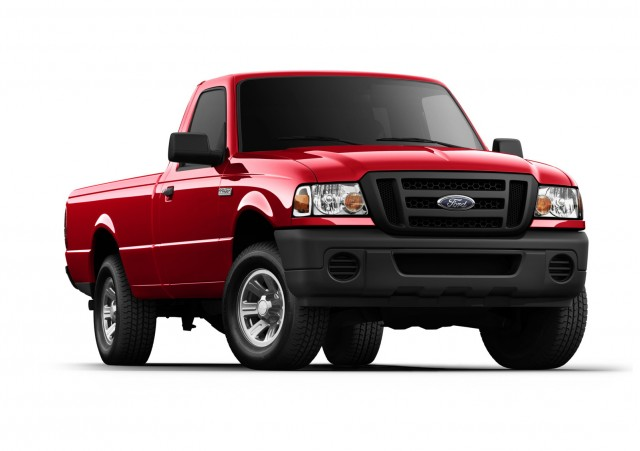 2010 ford ranger review ratings specs prices and photos the car connection. Black Bedroom Furniture Sets. Home Design Ideas