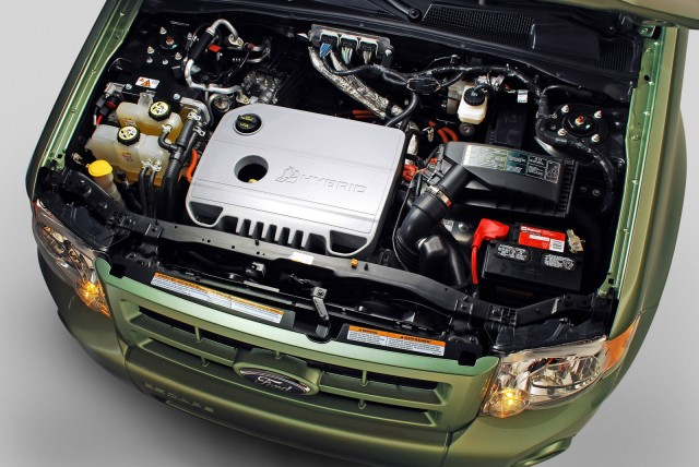 Best Used Green Cars To Buy 2005 2012 Ford Escape Hybrid