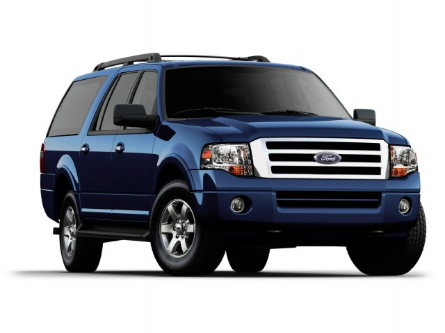 ford expedition paris