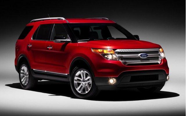 2011 ford explorer at 25 mpg highway 20 mpg combined epa says. Black Bedroom Furniture Sets. Home Design Ideas