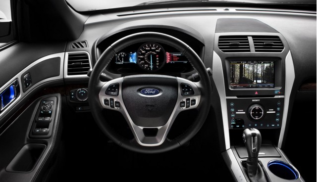 2014 ford explorer gas mileage release date price and specs. Cars Review. Best American Auto & Cars Review