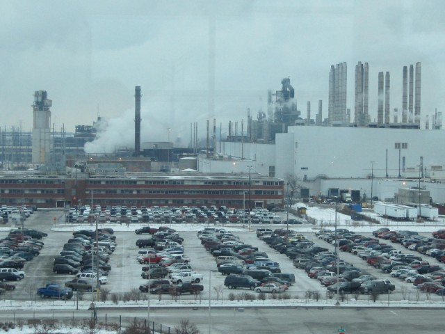 Ford assembly plant in michigan #1