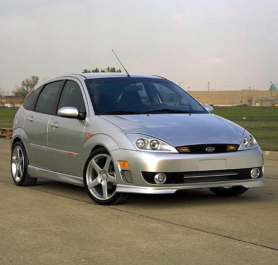 2002 Ford Focus Pictures/Photos Gallery