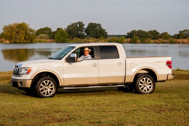 Ford F150 King Ranch >> George W. Bush's Ford F-150 Heads To Auction