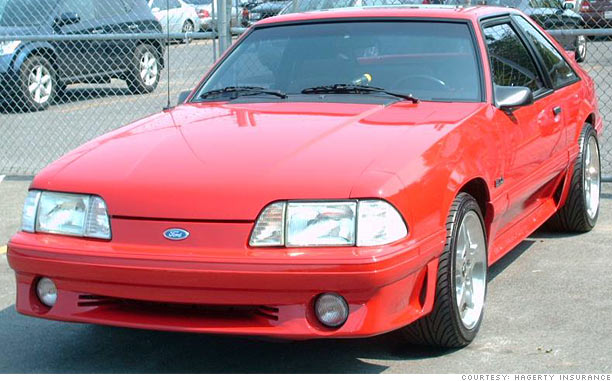 Fox Body Mustang Makes Cnn Money S Top Ten Investment Cars