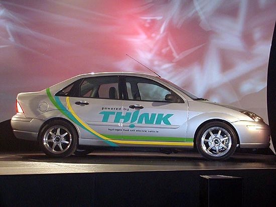 Fuel Cell Ford Focus