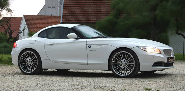 G Power One Of The First To Tune Bmw S New Z4 Roadster