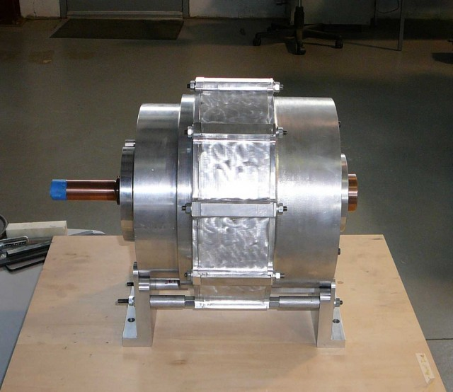 Is This Your Future Hybrid And Electric Car Motor