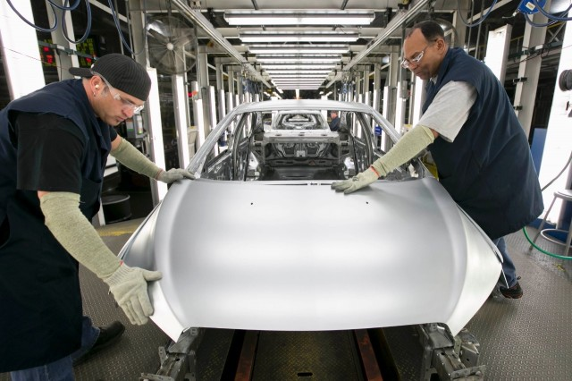Orion plant for 2017 chevy bolt ev to get small cadillac for General motors assembly plant