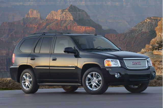 New And Used Gmc Envoy For Sale The Car Connection