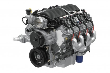 GMPP E-ROD LS3 crate engine