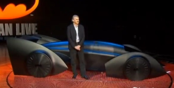 Bmw Of Murray >> Gordon Murray's Batmobile Is Awful: Video