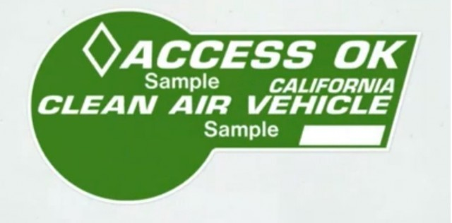 California Extends Electric Car Hov Lane Access To 2019