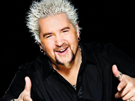how tall is guy fieri