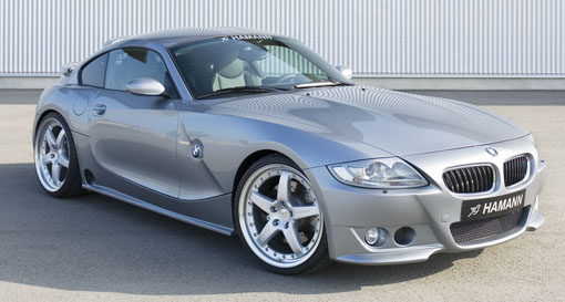 Hamann Turns Up The Heat On The Bmw Z4 M
