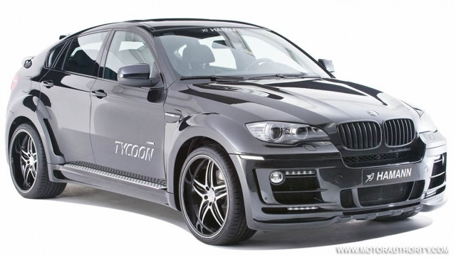 Hamann Tycoon Bmw X6 Widebody Kit Gallery 1 The Car Connection