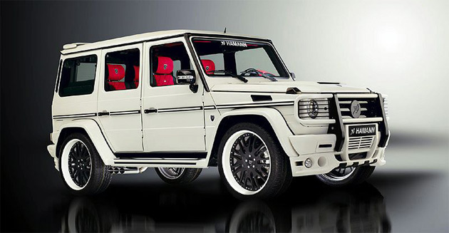 hamann typhoon g class goes from 0 62mph in 5 1 seconds. Black Bedroom Furniture Sets. Home Design Ideas
