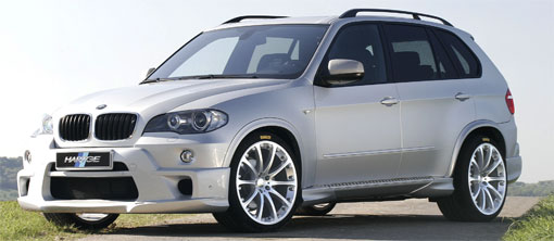 Hartge-tuned BMW X5 'Hunter'
