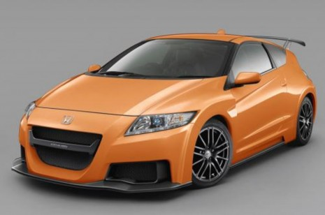 Honda CR-Z Mugen RR Concept. Photo courtesy of World Car Fans.
