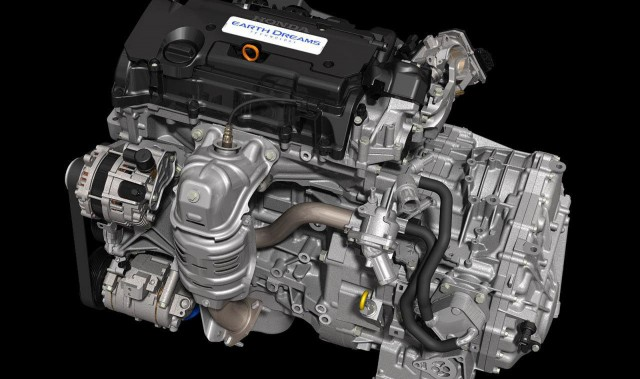 honda accord  engines transmissions promise higher gas mileage