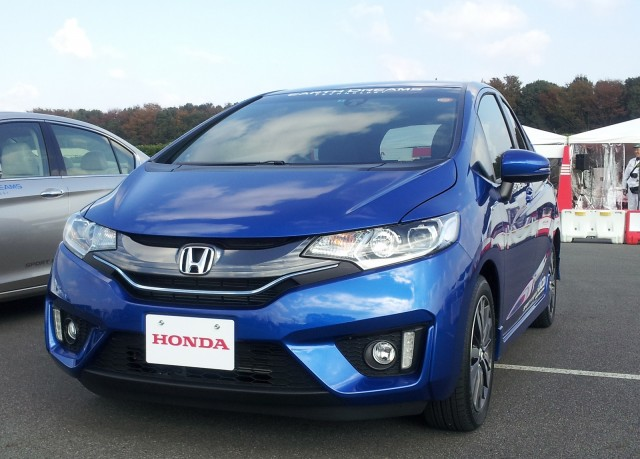 Update green car preview 2014 detroit auto show concepts for Cars like honda fit