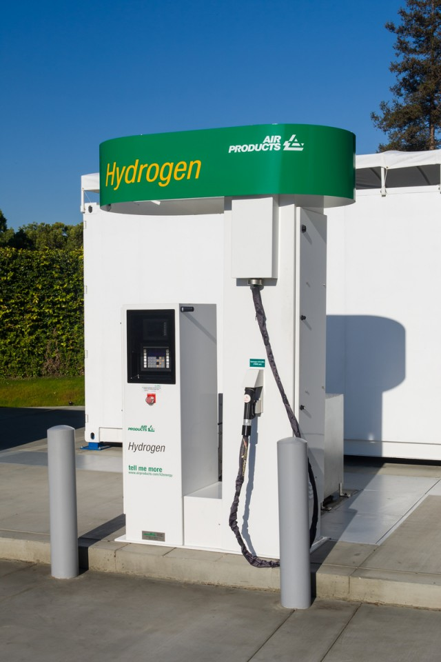 Natural Gas Home Refueling Station