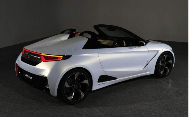 Honda s660 concept 3d wraps bmw s most expensive 7 for Honda most expensive car