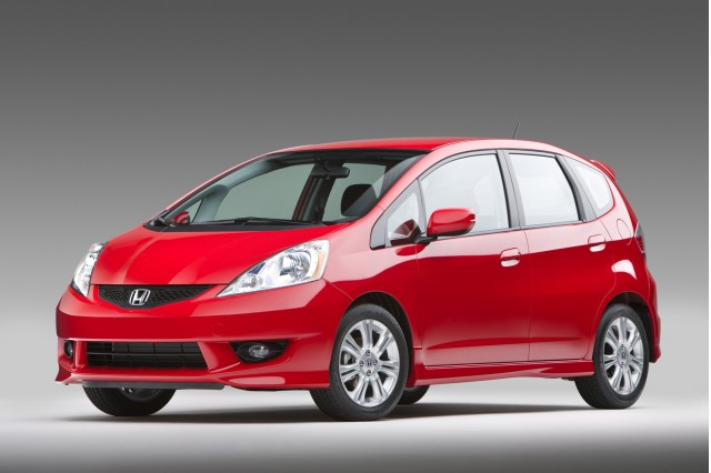 2010 honda fit review ratings specs prices and photos the car connection. Black Bedroom Furniture Sets. Home Design Ideas