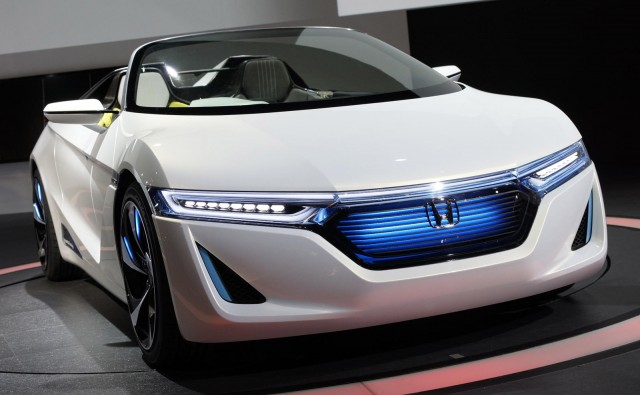 Honda Ev Ster Concept To Spawn Production Version Report Gallery 1 Motorauthority