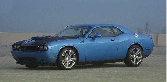 Hurst Competition Plus Dodge Challenger SRT8 #8869681
