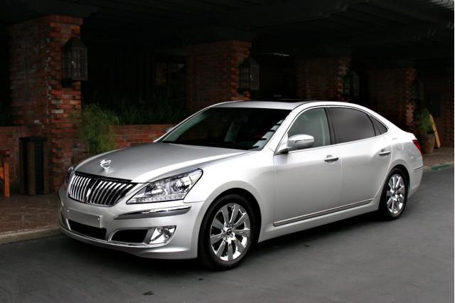 2011 Hyundai Equus (Korean-market vehicle) #9153279