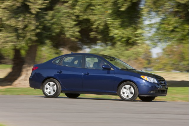 2010 Hyundai Elantra Blue Higher Mpg Just 25 More