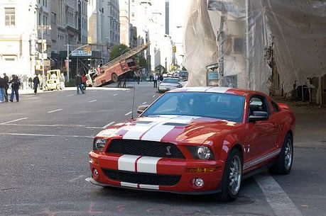 45 years of the ford mustang in movies over 500 films