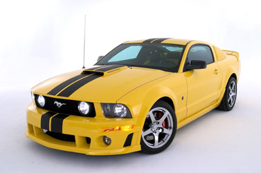2006 roush stage 3 mustang unvieled. Black Bedroom Furniture Sets. Home Design Ideas