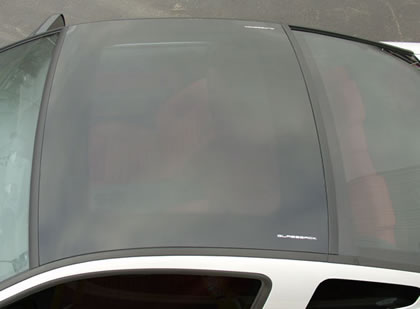 Cdc Glassback Roof Released
